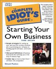 The Complete Idiot's Guide to Starting