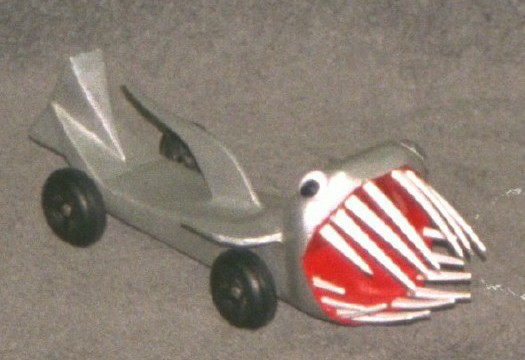 pinewood derby shark template - pinewood derby car designs templates